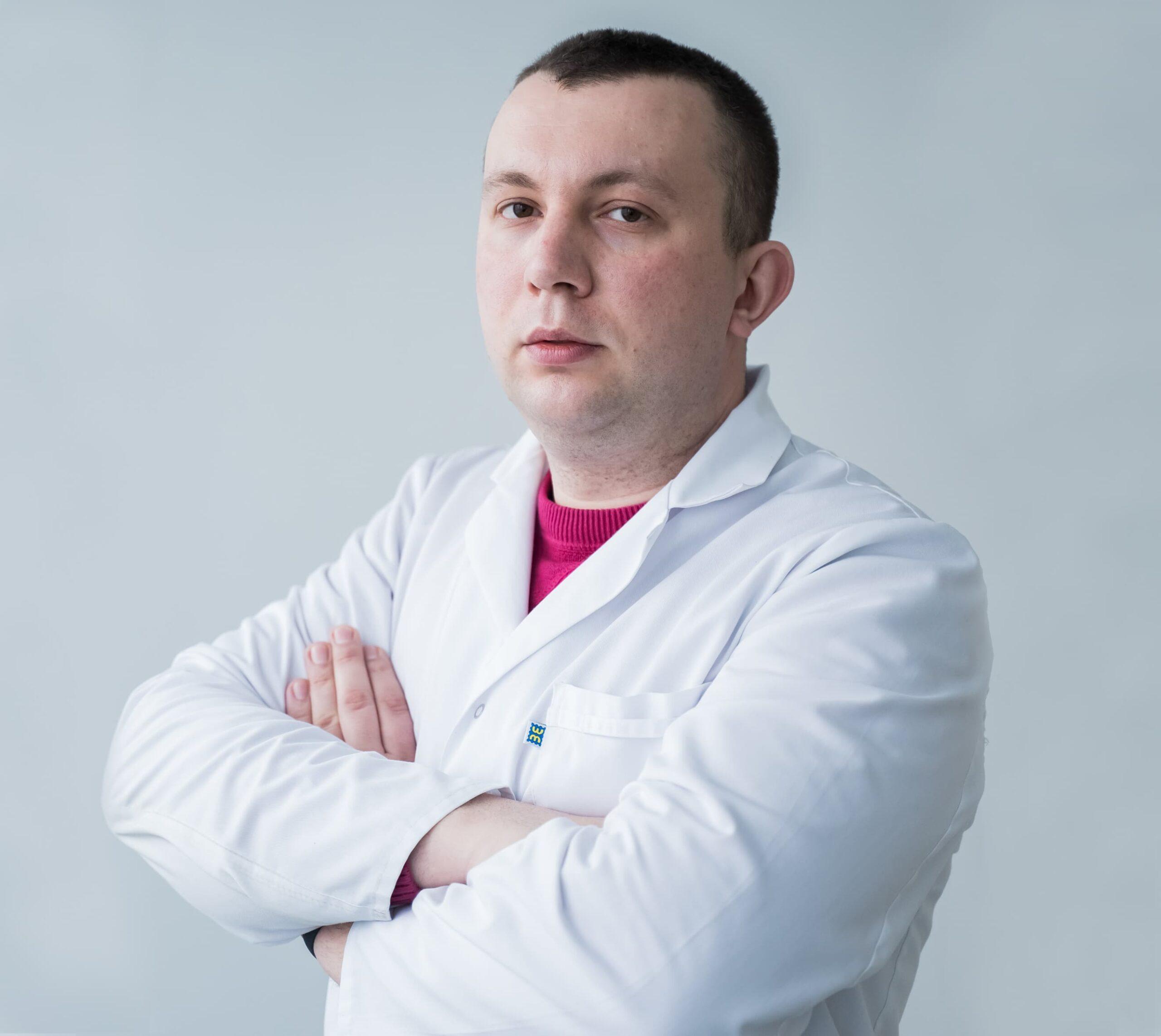 Фото лікаря